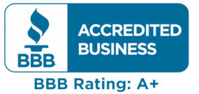 BBB accredited business - BBB rating: A+